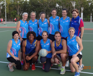 Northern Districts Netball