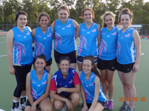 Northern Districts U17 Eagles
